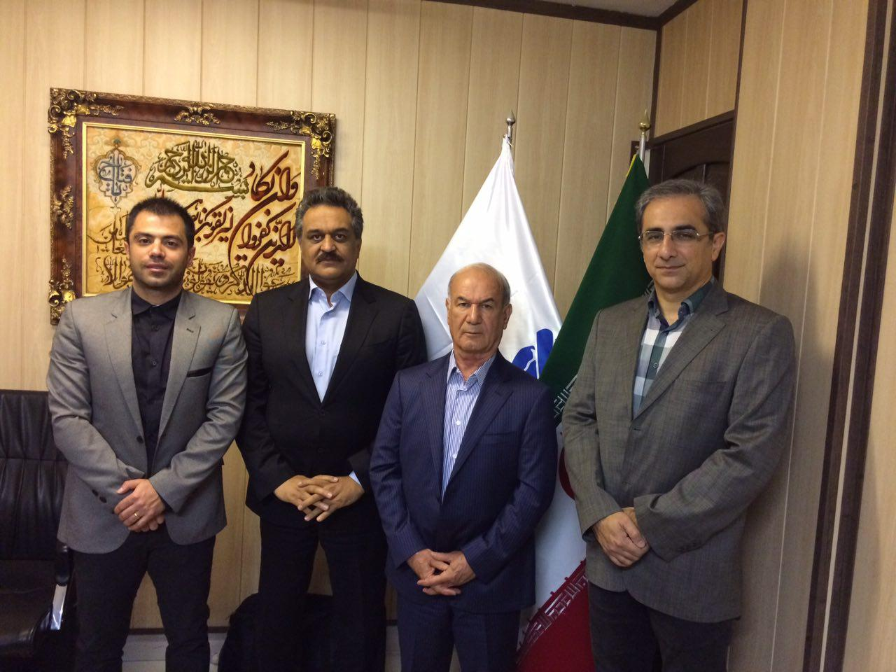 Iran Squash Federation president seeks to entry Squash to the list of field of sports of Islamic Solidarity Games