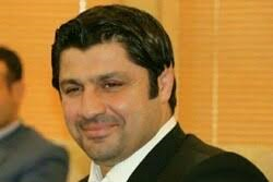 Bahman Tayebi, chief of the executive committee of tournament message